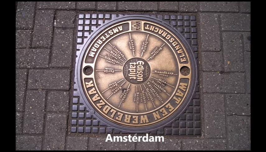 Putdeksels uit Nederland